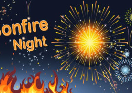 Bonfire Night – Firework Display