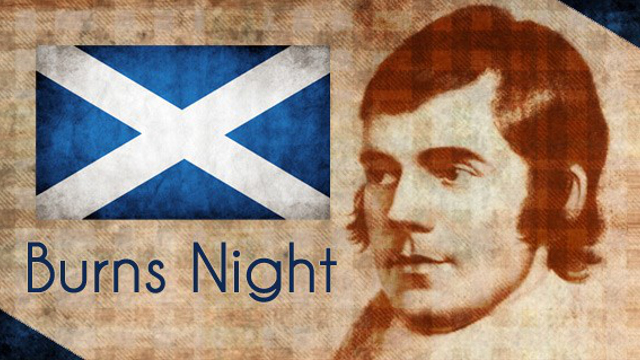 Burns Night at Townfield House