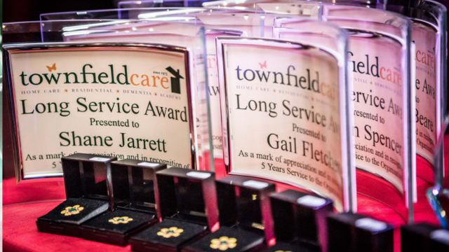Townfield Care Awards