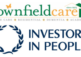 Townfield Care achieves Investors in People Award