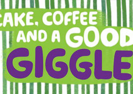 "Townfield invites you to our ""Worlds Biggest Coffee Morning"""