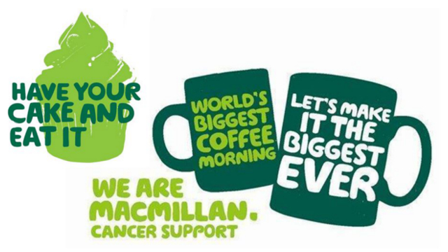 £481.09 Raised for Macmillan Cancer Support