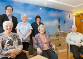 Townfield Brings Blackpool to Harwood