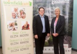£6 Million contract for Townfield Care in bid to improve home carer's contracts